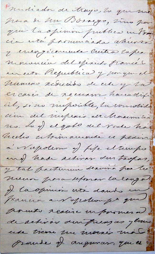 Cartas Benito Ju 225 Rez